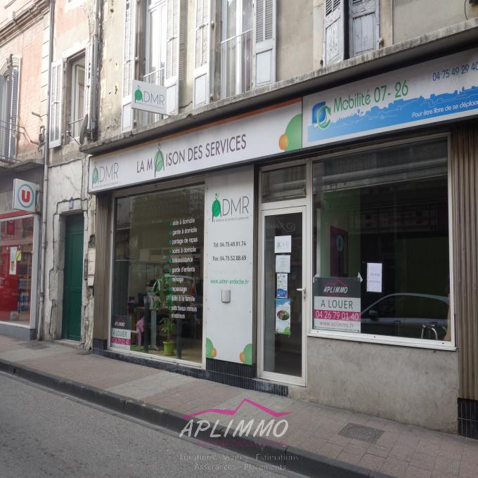 Location Immobilier Professionnel Fonds de commerce Le Teil (07400)