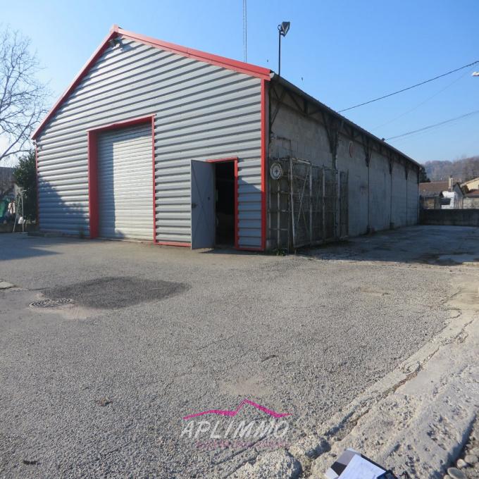 Location Immobilier Professionnel Entrepôt Le Teil (07400)