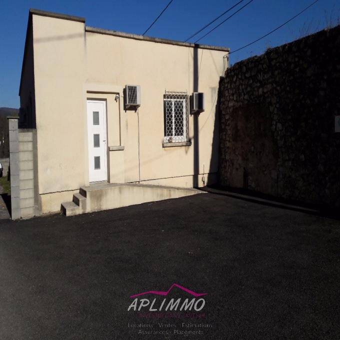Location Immobilier Professionnel Bureaux Le Teil (07400)