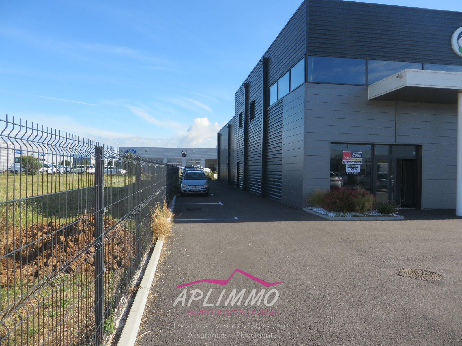 Location Immobilier Professionnel Local commercial Montélimar (26200)